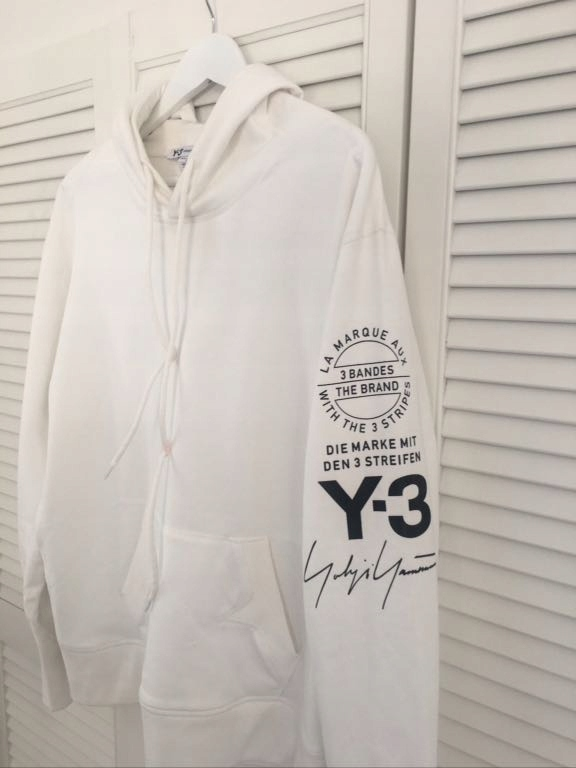 Bluza kangurka Y 3 Adidas Yohji Yamamoto M