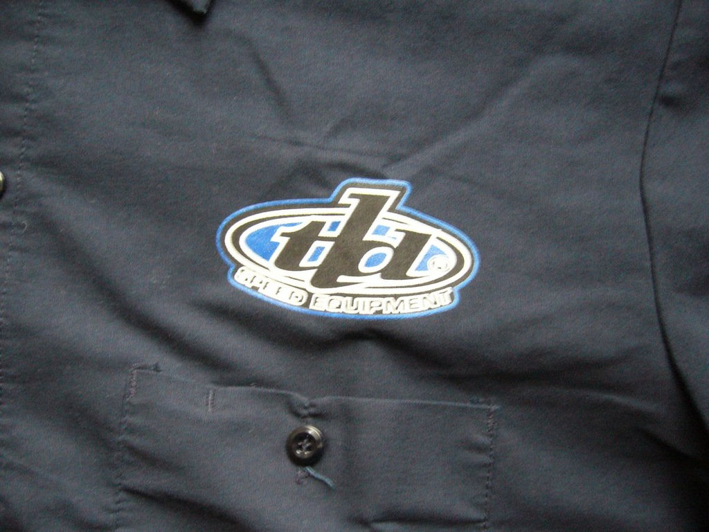 Koszula DICKIES - TLD Troy Lee Designs r. L