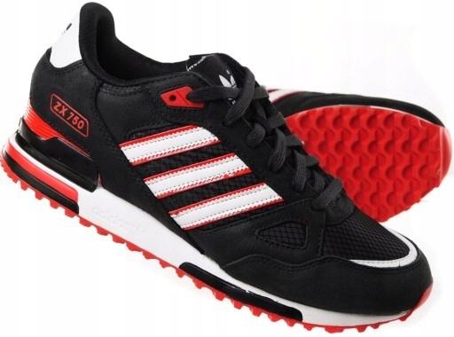 buty adidas męskie lato zx750