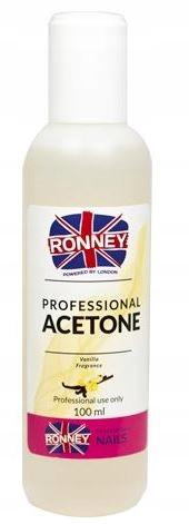 Aceton Remover Wanilia RONNEY 100 ml