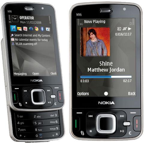 50% PROMO__ORYGINALNA NOKIA N96 16GB GPS 2 KOLORY