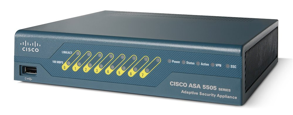 CISCO ASA5505-SEC-BUN-K9 ASA 5505 Sec Plus VPN//Firewall