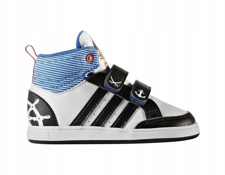buty dzieciece adidas hoops cmf mid inf .pl