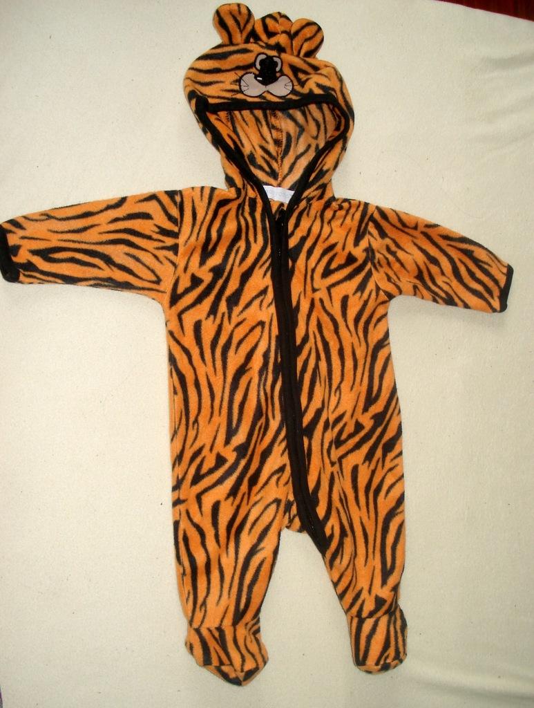 Śpioszek tygrysek 56-62