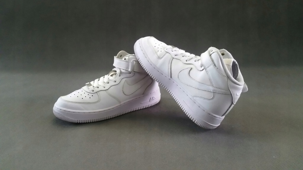 Buty NIKE AIR FORCE 1 MID GS r. 38,5 24 cm 7534310664