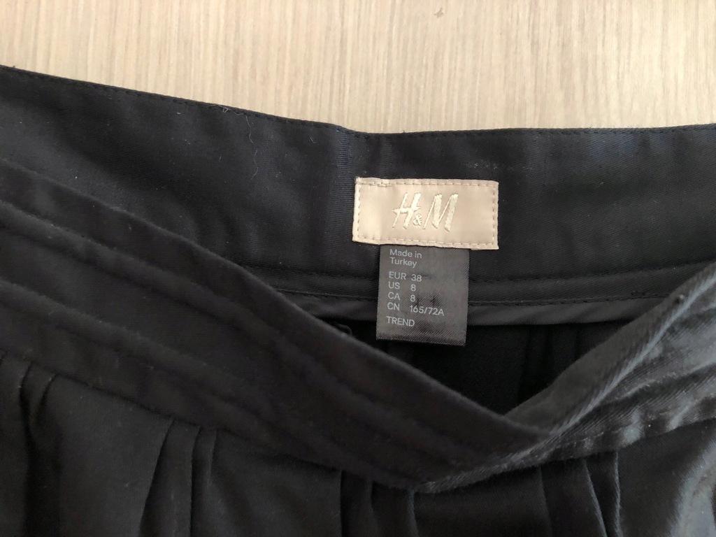 H&M TREND SPÓDNICA BOMBKA MINI 38 36 7657334194