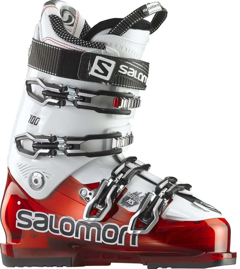 Buty narciarskie Salomon Impact 100 HS, 28.5