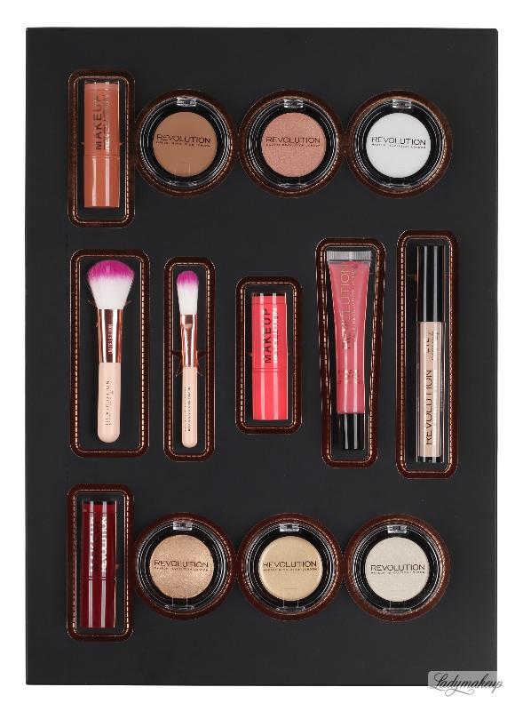 Makeup Revolution Kalendarz Adwentowy Kosmetykami 7151126165 Oficjalne Archiwum Allegro