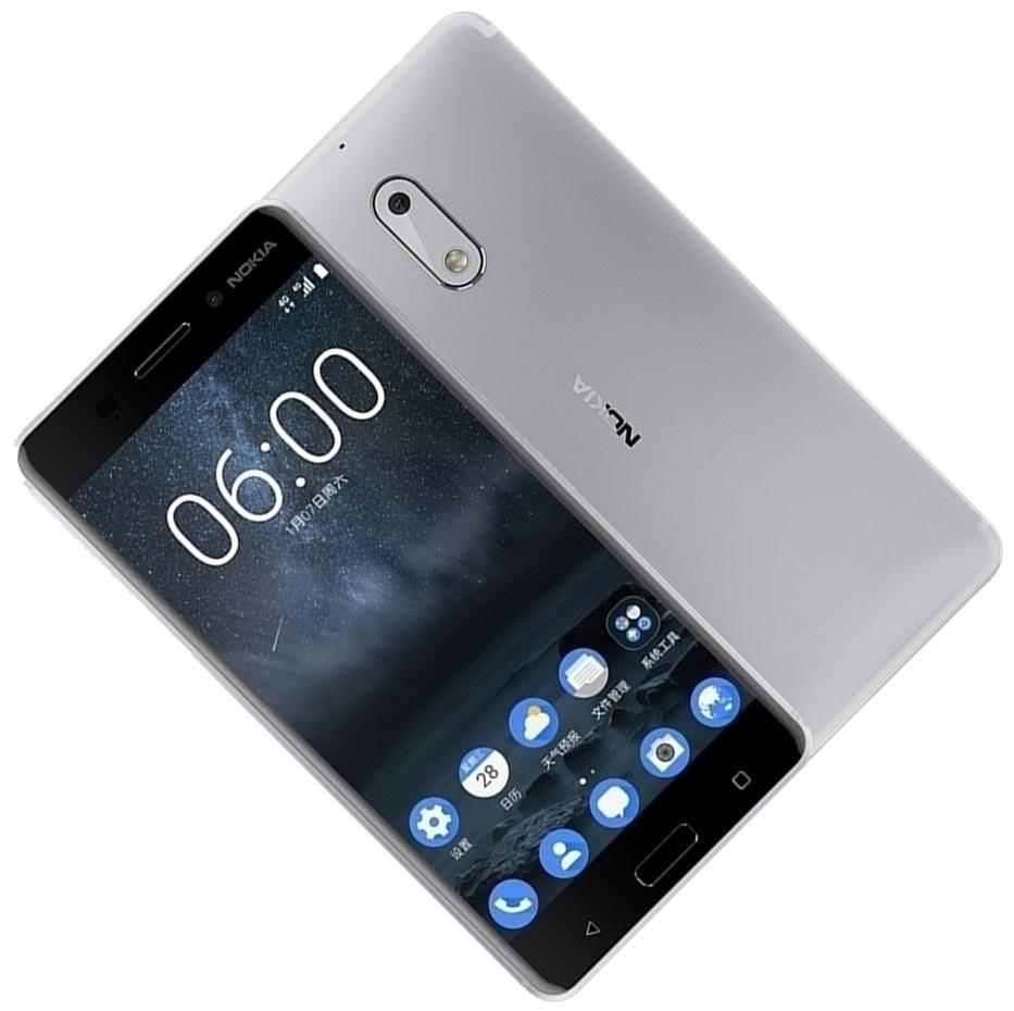 Nokia 6 4+32GB Silver z Polski FVAT