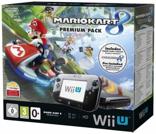 Nintendo Wii U 32gb Premium Pack Akcesoria 7435511023 Oficjalne Archiwum Allegro
