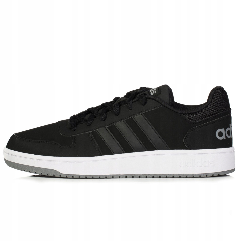 Buty męskie adidas Hoops 2.0 czarne DB0122