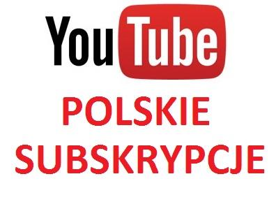 Subskrybcje/Wyświetlenia/Like Polskie NIE ZNIKNĄ