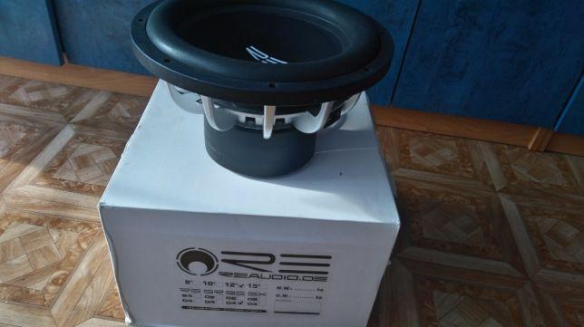 Subwoofer RE Audio SE 12 D4 600rms