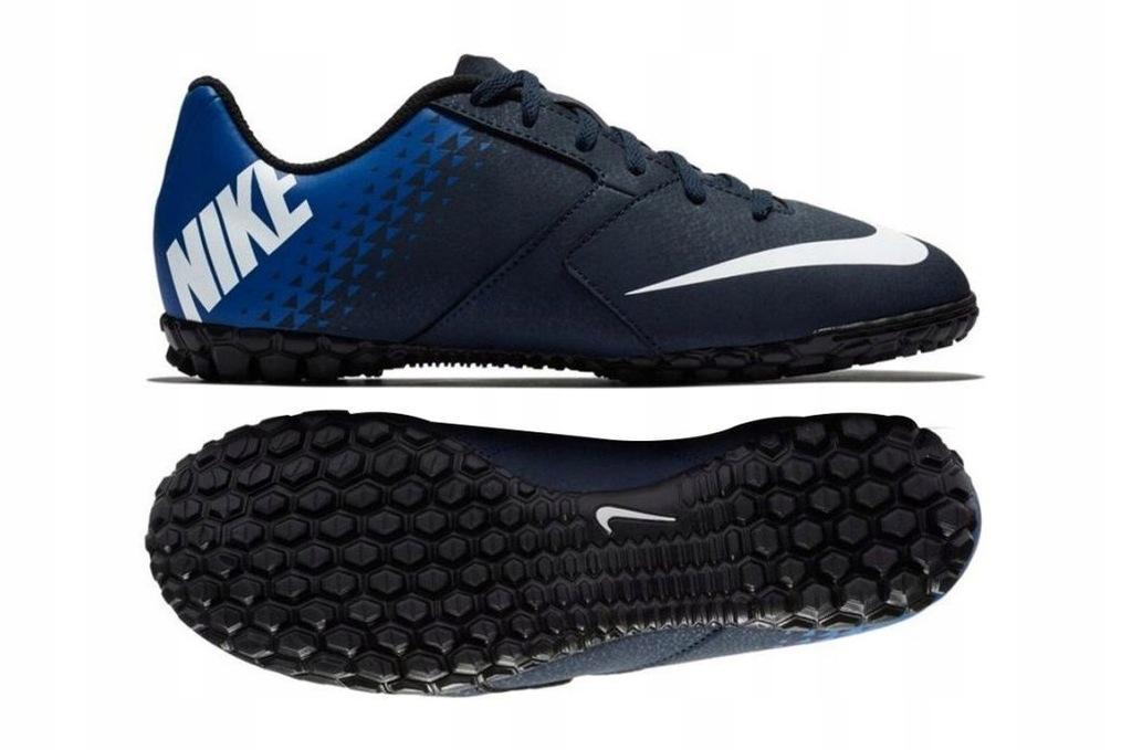 Syntetyk Buty Sport Piłka nożna Turfy Nike r.32 7544848989