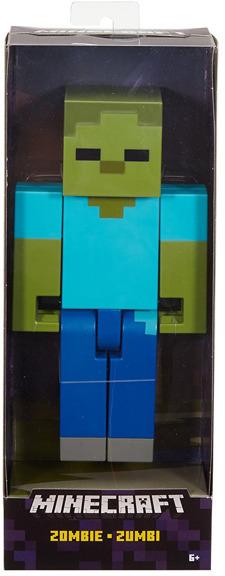 MINECRAFT Figurka KOLEKCJONERSKA 21cm ZOMBIE FLC73