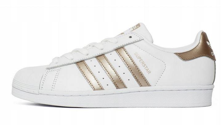 Damskie adidas Superstar W CG5463 r.40 23