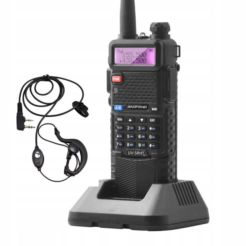 Baofeng UV-8HX 8W 3800mAh Radiotelefon Duobander