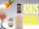 PinaColada Mleczko kokosowe ananas DOMINIKANA SOK