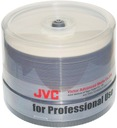 JVC Pro DVD-R x16 PRINT GLOSSY WODOODPORNE Cake 50