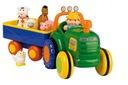 Dumel INTERAKTYWNY Traktor Farmer jeźdzący MÓWI 1+