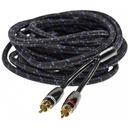 Kabel Sygnałowy Czincze RCA Gladen ZERO OFC 2.5m