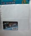 Koszulki Koperty do segregatora na 8 płyt CD / DVD