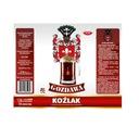Piwo domowe Gozdawa KOŹLAK brewkit brew kit GRATIS