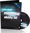 wideo KURS PHOTOSHOP CC - EFEKTY 3D