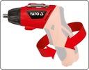 YATO WKRĘTARKA AKUMULATOROWA WKRĘTAK 3,6V 1,3 AH Twardy moment obrotowy 3 Nm