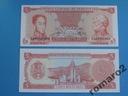 Wenezuela Banknot 5 Bolivares P-70 UNC 1989