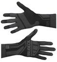 Termoaktywne rękawiczki BRUBECK XXL do biegania