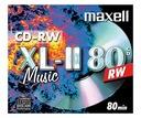 Płyty CD-RW Maxell XLii Audio 80 Min. Wawa 1 szt