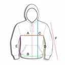 Hollister by Abercrombie Męska Bluza Logo USA L Dekolt okrągły