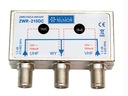 ZWROTNICA/SUMATOR TELMOR ZWR-210DC VHF/UHF