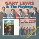 CD GARY LEWIS AND THE PLAYBOYS - Everybody Loves..