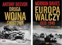 EUROPA WALCZY - Norman DAVIES + Beevor KOMPLET