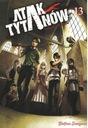 ATAK TYTANÓW 13 manga