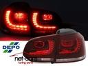 HINTERE LICHTER VW GOLF 6 (VI) R32 36 08-LED LED CD