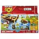 Angry Birds Telepods Go Dual Launcher A6029 Płeć Chłopcy Dziewczynki
