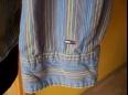 Tommy Hilfiger Denim koszula męska XL 41 stripes Rękaw długi rękaw