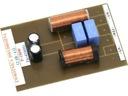 zwrotnica dwudrożna 12 dB/okt. 150 W / 4 om