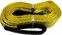 Kleben Sie das Seil Gurt 2 m Off-Road 4 x 4 Stärke. 7:1-ATV