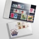 Leuchtturm-Folia na pocztówki  187X125 (50 sztuk)