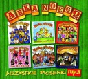 ARKA NOEGO MP3 + KOLĘDY 70 utworów 6CD na 1CD 24h