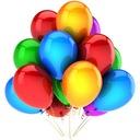 PROFESJONALNE balony PASTEL 33cm 25szt 17 kolorów