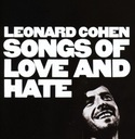 LEONARD COHEN songs of love and hate (CD)