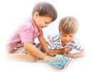 BYSTRY TABLET INTERAKTYWNY UCZY Smily Play Materiał Plastik