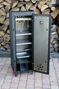 Wędzarnia WD-M mini + generator dymu Waga produktu z opakowaniem jednostkowym 36 kg
