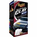 Meguiar's Smooth Surface Clay Kit - zestaw glinka