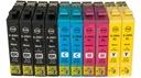 10x TUSZ EPSON T2991 XP235 XP332 XP335 XP432 XP435
